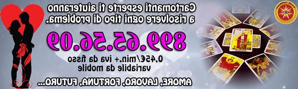 cartomanzia 1 euro 10 minuti