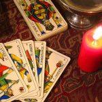 Una carta dei tarocchi : Solo le migliori cartomanti