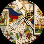 Scoprire il futuro con le carte : Consulti con veri medium